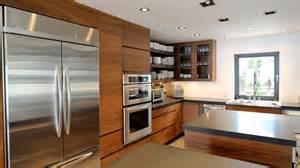 armoire modern la sotto armoires de cuisine moderne ateliers jacob