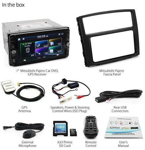 Frame Audio Frame Frame Headunit Pajero Sport 2009 2015 car gps dvd player for mitsubishi pajero cd radio stereo unit mp3 navi at ebay