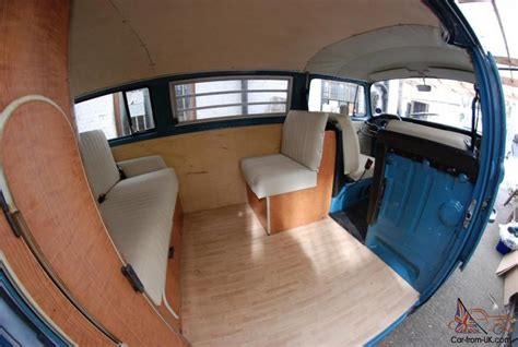 T2 Cer Interior by Vw 1972 T2 Bay Window Kombi Lhd 1500cc Westfalia Interior