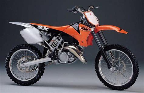 2000 Ktm 125sx Ktm Reveals 2001 125 Sx In Europe 171 Motorcycledaily