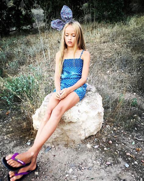 ¿cómo ha crecido kristina pímenova 'la niña más hermosa
