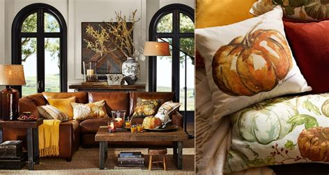 decorating home for fall 10 excellent fall accents for your living room