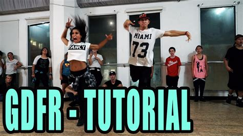 Tutorial Dance Gdfr | gdfr flo rida dance tutorial mattsteffanina