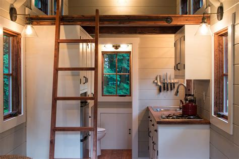 Timbercraft Tiny House: Living Large In 150 Square Feet