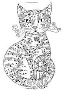 cat coloring pages for adults 462 best images about coloring pages on dovers
