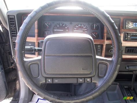 jeep steering wheel 1996 jeep cherokee country steering wheel photos