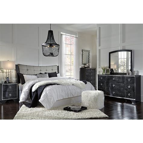 ashley queen bedroom set rent to own ashley amrothi queen bedroom set appliance