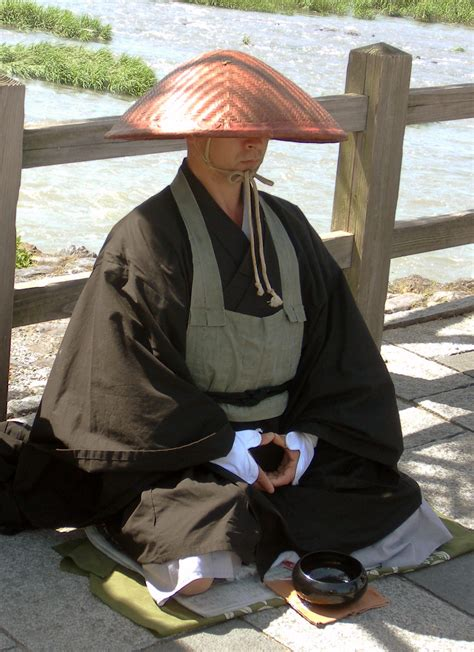 japanese buddhist file japanese buddhist monk by arashiyama cut jpg