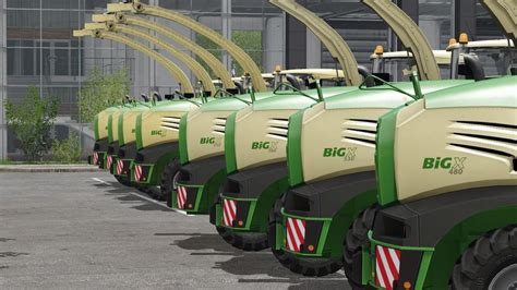 Big X krone big x 480 630 fs17 farming simulator 2017 17 ls mod