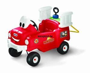 Tikes Spray N Rescue Truck tikes spray and rescue truck free shipping new ebay