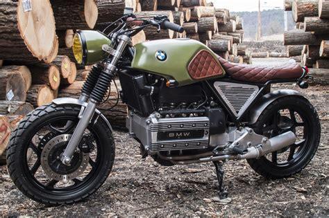 bmw motorcycle scrambler bmw k100 scrambler