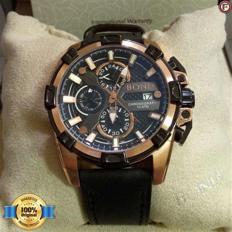 jual jam tangan pria original bonia