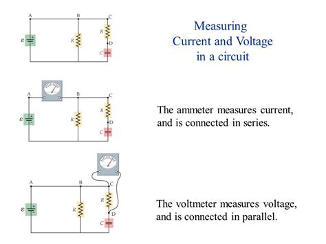 measuring capacitors in parallel capacitors in circuits ppt