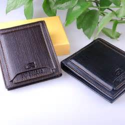 s leather credit card holder s leather wallet pockets id credit card holder clutch bifold money purse ebay