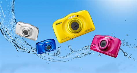 Lensa Nikon Malaysia nikon perkenalkan kamera digital tahan lasak coolpix w100 ering