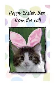 from the cat greeting card easter printable card american greetings
