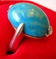 Batu Yaman Tibet batu cincin lelaki