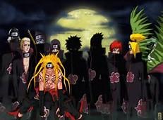 Naruto Akatsuki Character