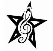 Music Notes Symbols Tattoos Tattoo Designs Stars Dwzhoxhi