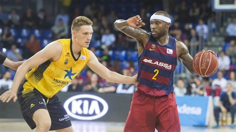barcelona basketball a day with tyrese rice fc barcelona