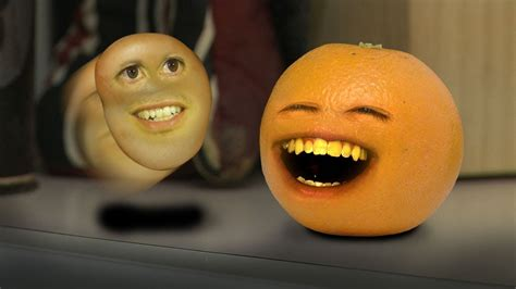 Jumping Beans 7 Orange annoying orange jumping bean ft leguizamo