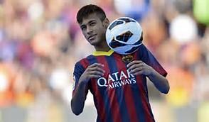 Neymar Jr Barcelona 2014
