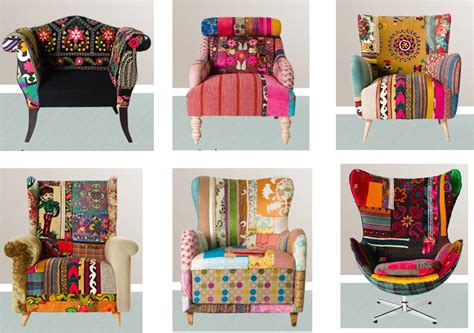 Vintage Armchair Design Ideas Bokja Designs Bohemian Furniture Design Home
