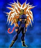 Dragon Ball Goku Super Saiyan 10