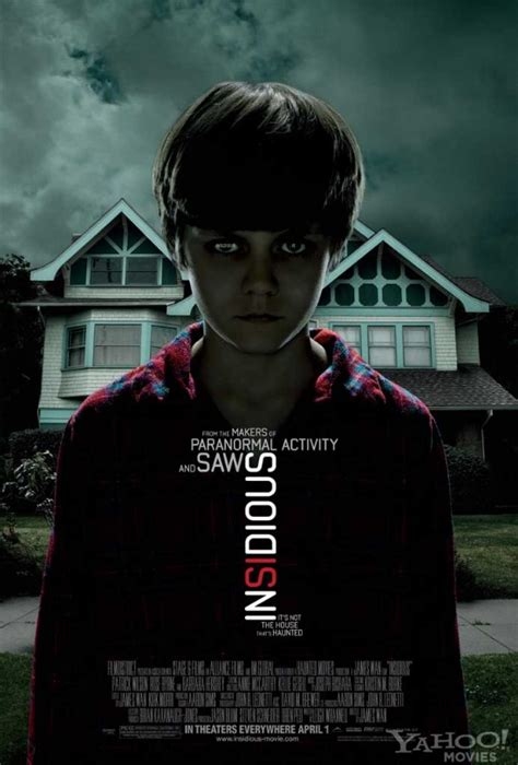 movie of insidious insidious movie poster trailer starmometer