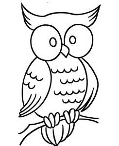 Owl Coloring Pages » Home Design 2017