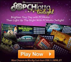 Pch Scratch Off Games - winning numbers and numbers on pinterest