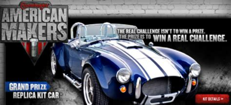 Free Vehicle Giveaways - free replica kit car giveaway thrifty momma ramblings