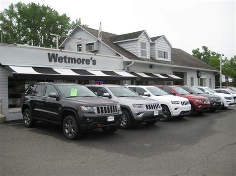 Jeep Dealers In New Ct Wetmore S Chrysler Jeep Dodge Ram Car Dealership In New