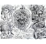Gangster Tattoo Fonts 489  Image Gallery 905 Amazing Design