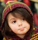 Cute Beautiful Baby Girl