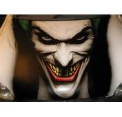 Airbrush Design And Art Joker