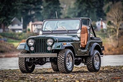 Classic Jeep For Sale Cj5 Jeeps For Sale