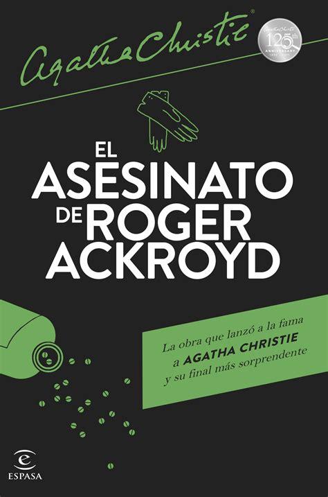 descargar el libro el asesinato de roger ackroyd gratis pdf epub