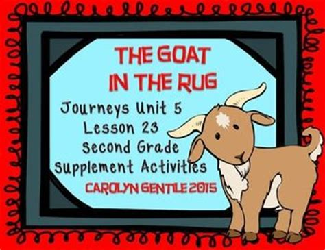 The Goat In The Rug by 17 Best Images About Goat In The Rug On Cut
