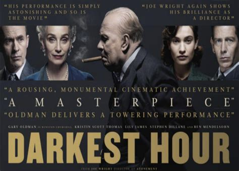 darkest hour awards أوسكار 2018 تشرشل يمنح darkest hour أفضل مكياج والفيلم