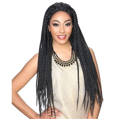 kaylis box braided wigs braid lace front wig box braids braided wigs 30 inches
