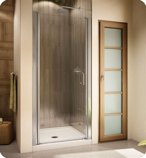 Banyo Shower Doors Fleurco E Banyo Sevilla Semi Frameless In Line 70 Pivot Shower Door