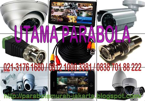 Biaya Pasang 4 Kamera Cctv Kabel Hdmi U Jabodetabek Promo ahli pasang baru parabola digitall cctv antenna tv murah