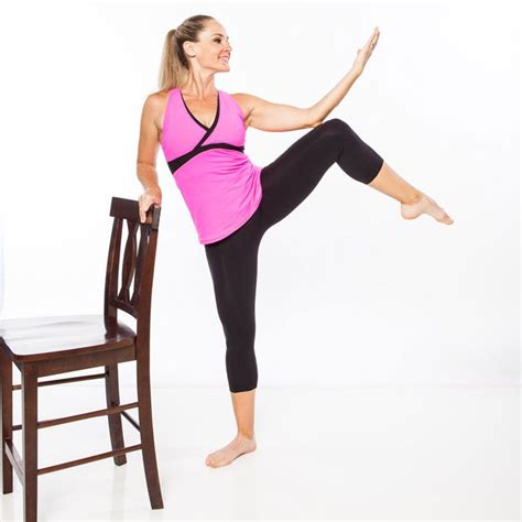 home barre workout ballet belly buns and thighs