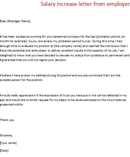 letter requesting payment from employer best of sample salary
