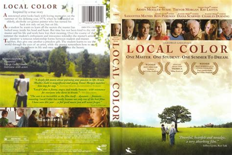 local color local color dvd scanned covers local color