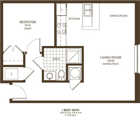 one bedroom apartment richmond downtown richmond va 1 bedroom apartments floor plans