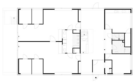 floor plan of child care centre vessel of beauty vob architectre day care centre de kleine