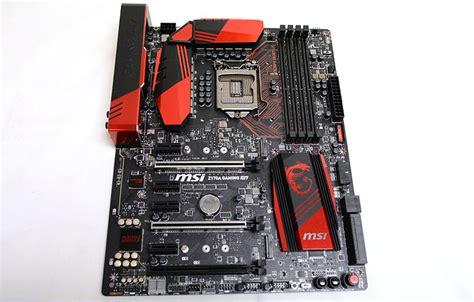 Motherboard Msi Z170a Gaming M7 Lga1151 Z170a Ddr4 preview msi z170a gaming m7 motherboard hardwarezone sg