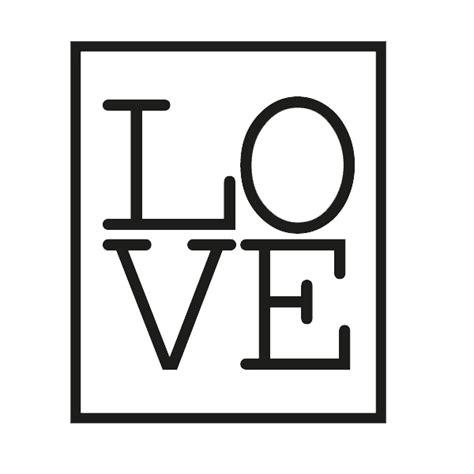 imagenes de i love you en blanco y negro vinilo decorativo love enmarcado wallvi com